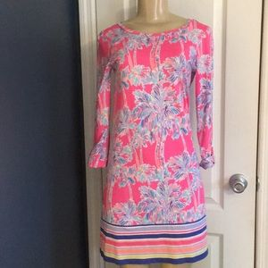 Lilly Pulitzer colorful cotton dress size XS